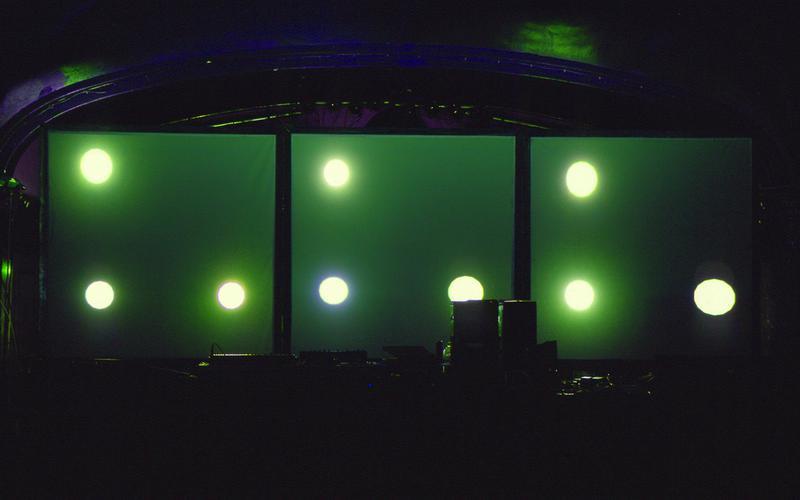 """""""Heaven"""" Concert tour, Cosmic Baby"""