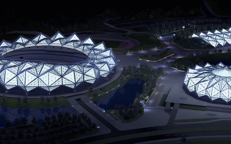 Shenzhen Universiade Sports Park