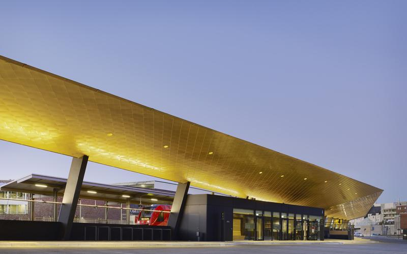 ZOB Bus Terminal, Gummersbach