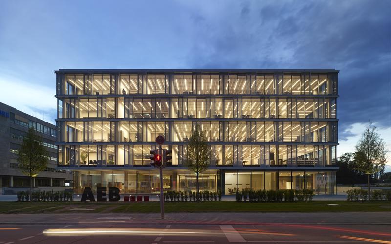 AEB Headquarter, Stuttgart